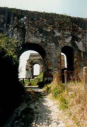 Acquedotto Acqua Marcia.Il Rinascimento